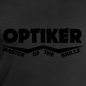 optiker master of the brille T-Shirts - Männer Sweatshirt von Stanley & Stella