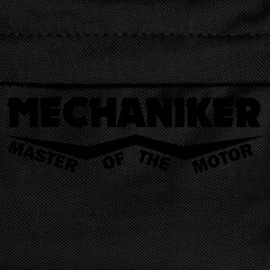 mechaniker master of the motor T-Shirts - Kinder Rucksack