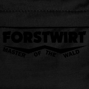 forstwirt master of the wald T-Shirts - Kinder Rucksack