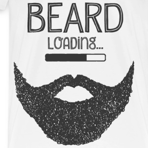 Beard Loading... Sweaters - Mannen Premium T-shirt