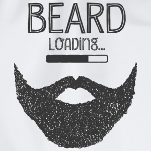 Beard Loading... T-Shirts - Drawstring Bag