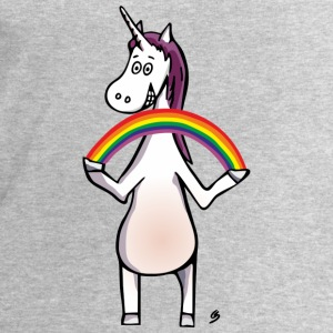 Magic Unicorn - Unicorn and Rainbow T-shirts - Sweatshirt herr från Stanley & Stella