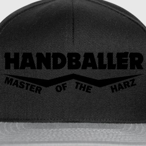 handballer - master of the harz T-Shirts - Snapback Cap