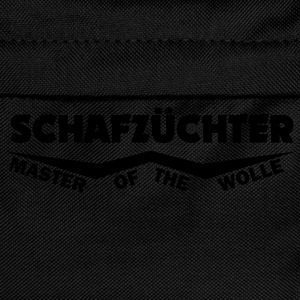 schafzüchter - master of the wolle T-Shirts - Kinder Rucksack