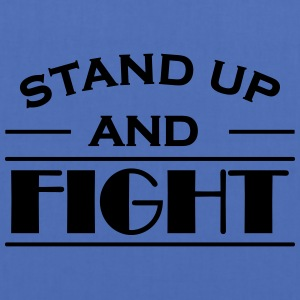 Stand up and fight T-skjorter - Stoffveske