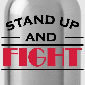Stand up and fight T-Shirts - Water Bottle