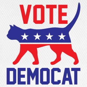 Vote Democat T-Shirts - Baseball Cap