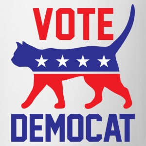 Vote Democat T-Shirts - Mug