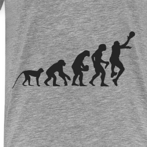 Evolution Basketball Sportkläder - Premium-T-shirt herr