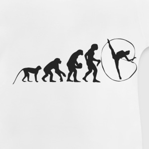 Evolution gymnastics Shirts - Baby T-Shirt