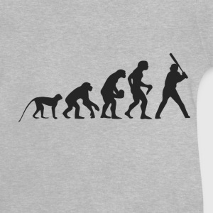 Evolution Baseball Manga larga - Camiseta bebé