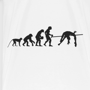 Evolution hvælving Toppe - Herre premium T-shirt