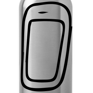 smartphone T-Shirts - Trinkflasche