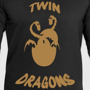 Dragons jumeaux Tee shirts - Sweat-shirt Homme Stanley & Stella
