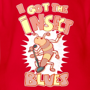 I got the insect blues Langarmshirts - Baby Bio-Kurzarm-Body