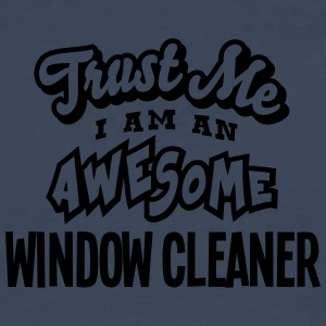 window cleaner trust me i am an awesome - Men's Premium Longsleeve Shirt