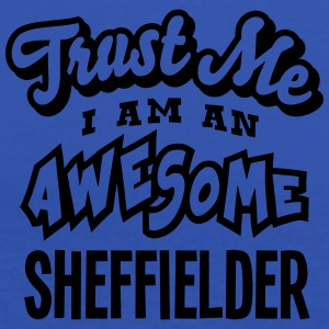sheffielder trust me i am an awesome - Women's Tank Top by Bella