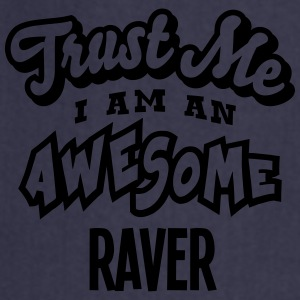 raver trust me i am an awesome - Cooking Apron