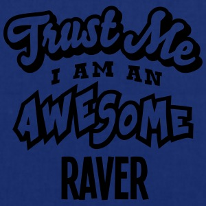 raver trust me i am an awesome - Tote Bag