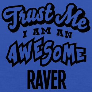 raver trust me i am an awesome - Women's Tank Top by Bella