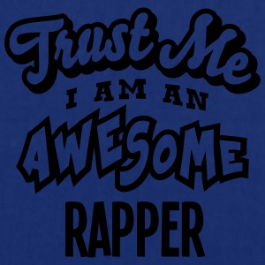 rapper trust me i am an awesome - Tote Bag