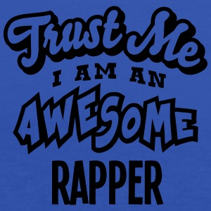 rapper trust me i am an awesome - Women's Tank Top by Bella