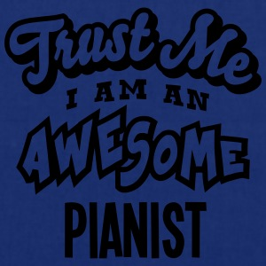 pianist trust me i am an awesome - Tote Bag