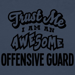offensive guard trust me i am an awesome - T-shirt manches longues Premium Homme