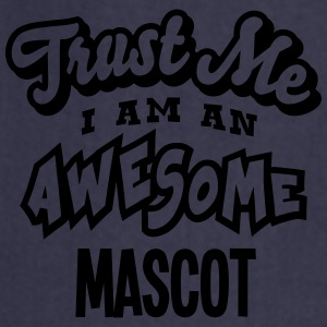 mascot trust me i am an awesome - Tablier de cuisine