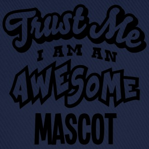mascot trust me i am an awesome - Baseball Cap