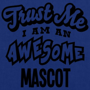 mascot trust me i am an awesome - Tote Bag