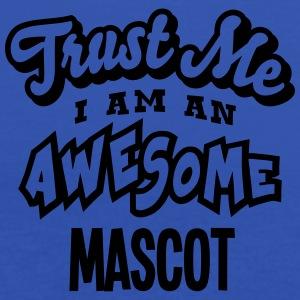 mascot trust me i am an awesome - Débardeur Femme marque Bella
