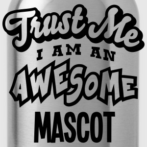 mascot trust me i am an awesome - Gourde