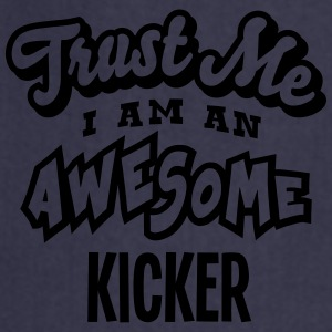 kicker trust me i am an awesome - Cooking Apron