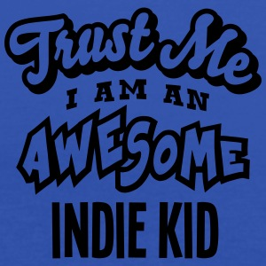 indie kid trust me i am an awesome - Women's Tank Top by Bella