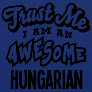 hungarian trust me i am an awesome - Tote Bag