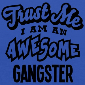 gangster trust me i am an awesome - Women's Tank Top by Bella