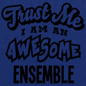 ensemble trust me i am an awesome - Tote Bag