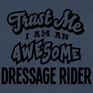dressage rider trust me i am an awesome - T-shirt manches longues Premium Homme