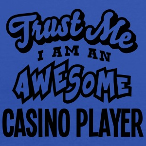 casino player trust me i am an awesome - Women's Tank Top by Bella