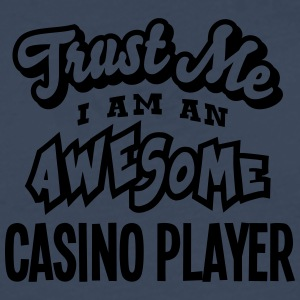 casino player trust me i am an awesome - Men's Premium Longsleeve Shirt