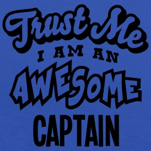 captain trust me i am an awesome - Women's Tank Top by Bella