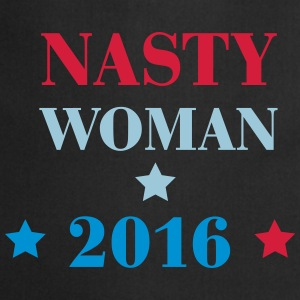 Nasty woman 2016 stars T-Shirts - Cooking Apron