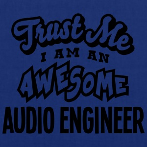 audio engineer trust me i am an awesome - Tote Bag