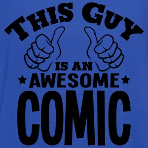 this guy is an awesome comic - Women's Tank Top by Bella