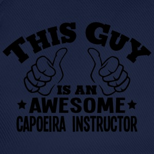 this guy is an awesome capoeira instruct - Baseball Cap