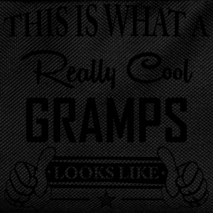 This Is What A Really Cool Gramps... T-Shirts - Kids' Backpack