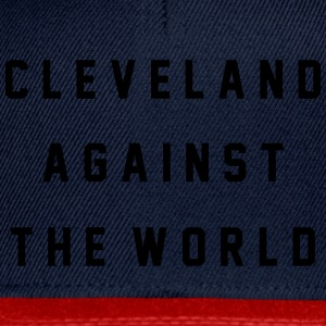 Cleveland Against The World T-Shirts - Snapback Cap
