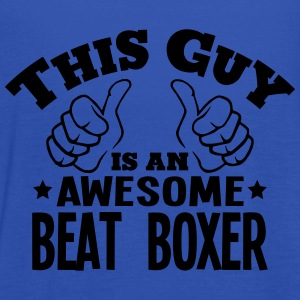 this guy is an awesome beat boxer - Women's Tank Top by Bella