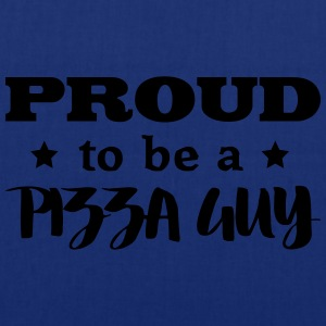 pizza guy proud to be - Tote Bag